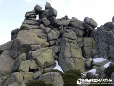 Ruta por el valle de Fuenfría, Siete Picos; rutas de trekking; viajes activos